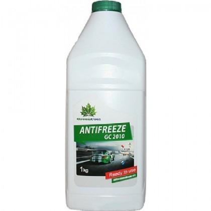 Антифриз  1кг зелёный