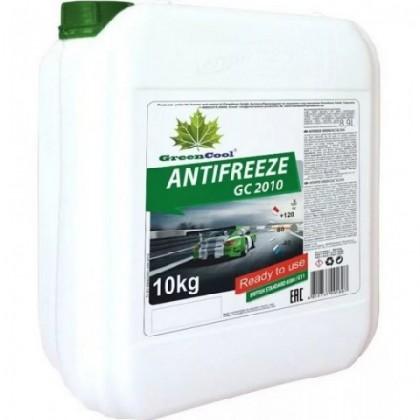 Антифриз 10кг зелёный