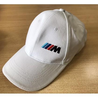 Бейсболка BMW M белая