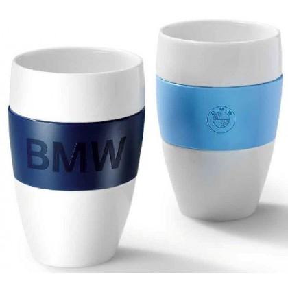 Кружка BMW дизайнерская темно-синяя