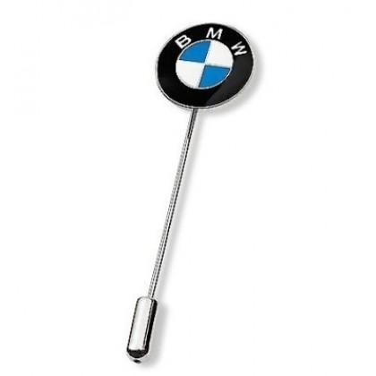Значок BMW заколка