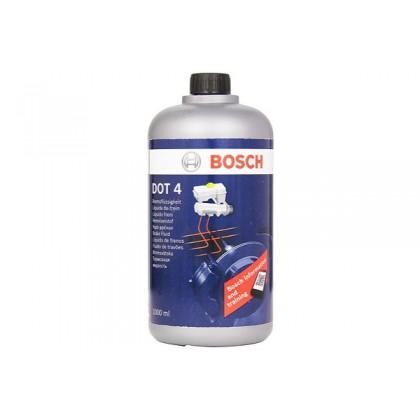 Жидкость тормозная 1л DOT-4