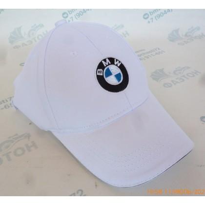Бейсболка BMW голубая