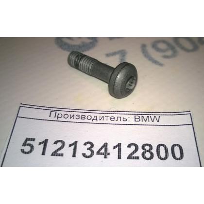 Болт М5 кронштейна ручки двери наружней BMW E83 б/у